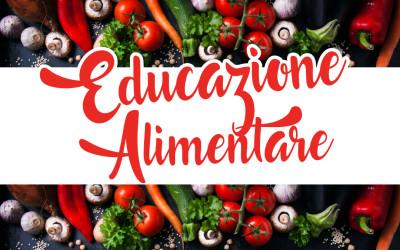 22 Giugno – Educazione Alimentare