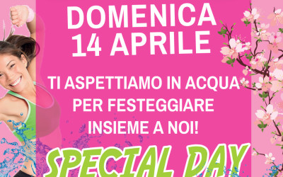 SPECIAL DAY FITNESS – 14 APRILE