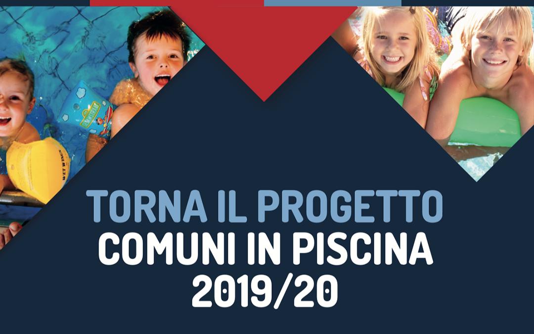 COMUNI IN PISCINA 2019/20